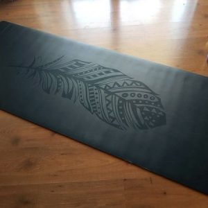 All For Yoga | Esterilla de Yoga PU Black