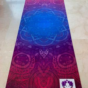 All For Yoga | Esterilla de Yoga Mandala Boreal