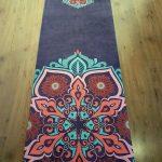 All For Yoga | Esterilla De Yoga Mandala Night XL
