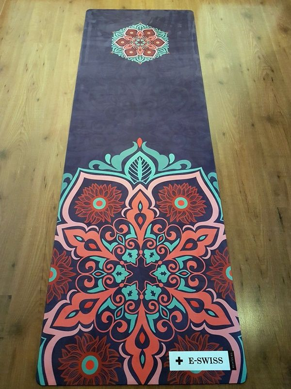 All For Yoga   Esterilla De Yoga Mandala Night XL