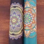 All For Yoga | Esterilla De Yoga Mandala Grey XL