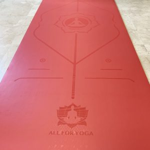 All For Yoga | PU Loto Red