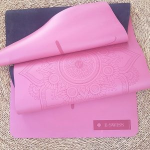 All For Yoga | Esterilla Yoga PU Pink XL