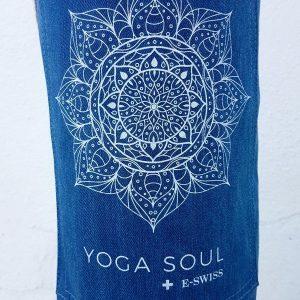 All For Yoga | Esterilla De Yoga Denim